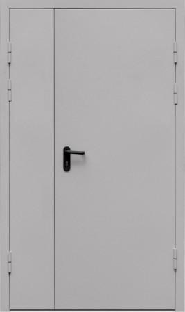 Дверь 2 двусторчатая