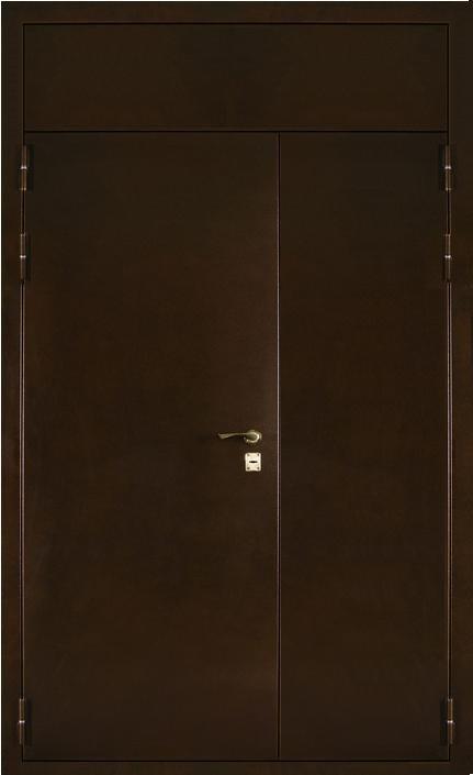 Дверь 3 Двусторчатая